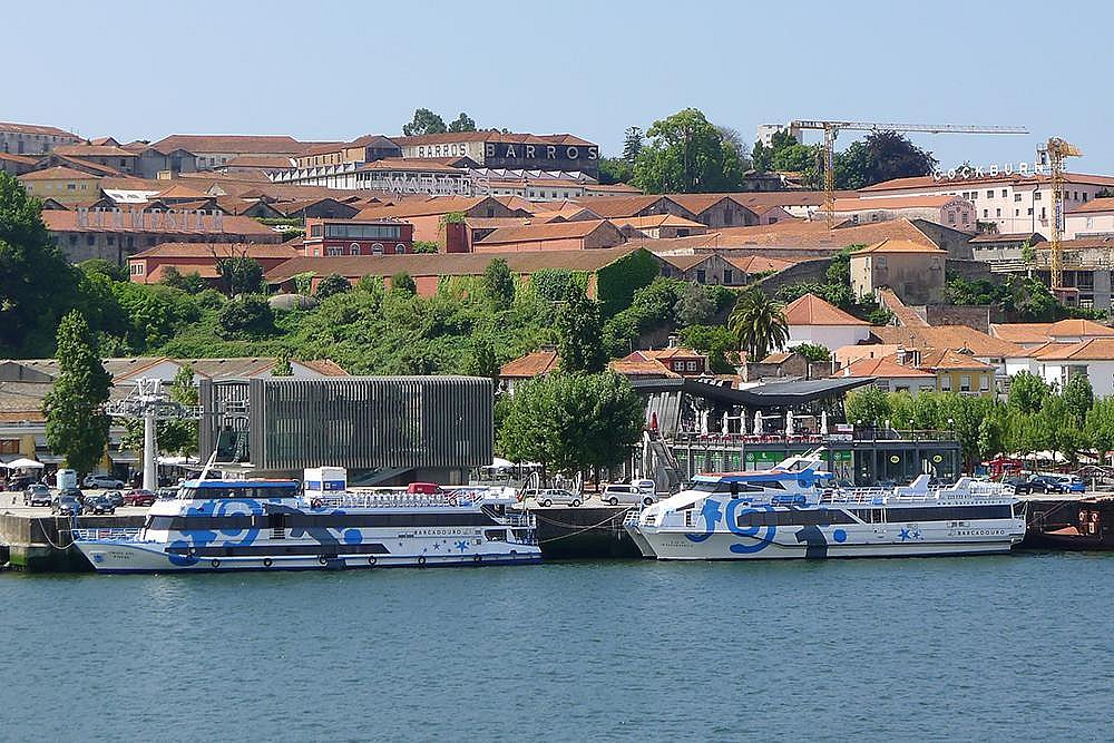 - River Boats in Douro