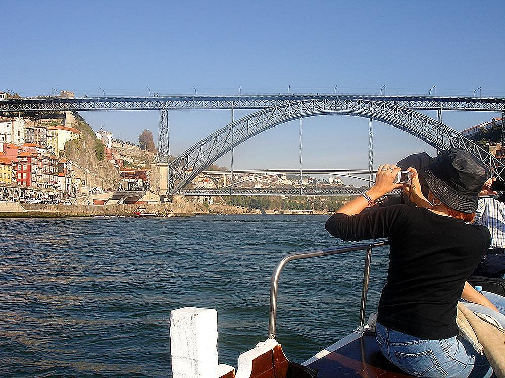 - Dom Luís Bridge